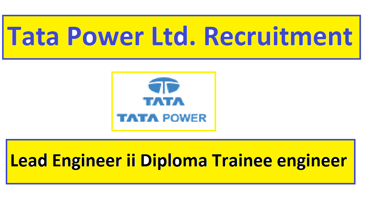 tata power recruitment